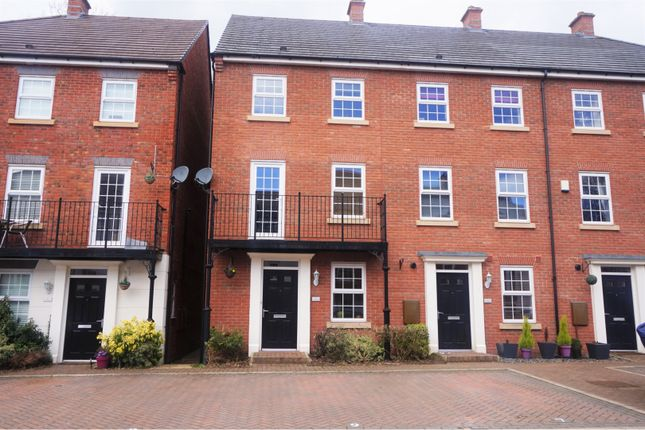 Thumbnail Terraced house for sale in The Dingle, Doseley Telford