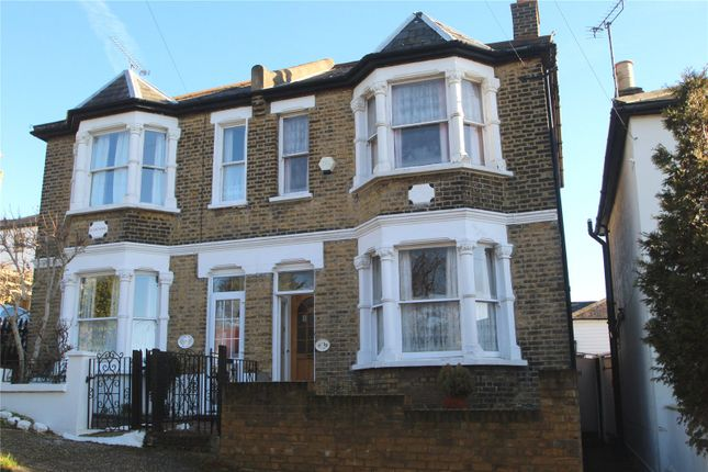 Thumbnail Detached house for sale in Hillside Road, Leigh-On-Sea, Essex