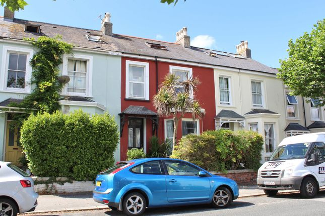 Thumbnail Town house for sale in Marlborough Road, Falmouth