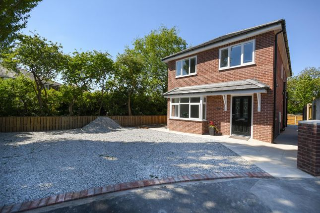 Thumbnail Detached house for sale in Greenough Avenue, Rainhill, Prescot