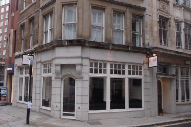 Thumbnail Office for sale in Little Britain, London