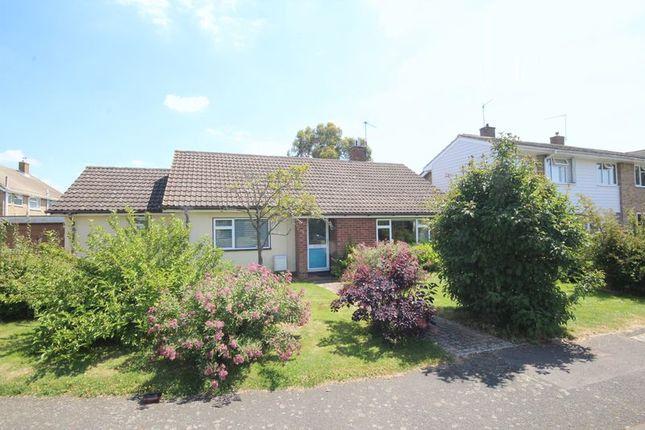 Thumbnail Detached bungalow for sale in Britten Close, Tonbridge