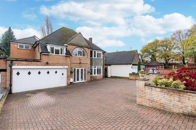 Thumbnail Detached house for sale in Monmouth Drive, Sutton Coldfield