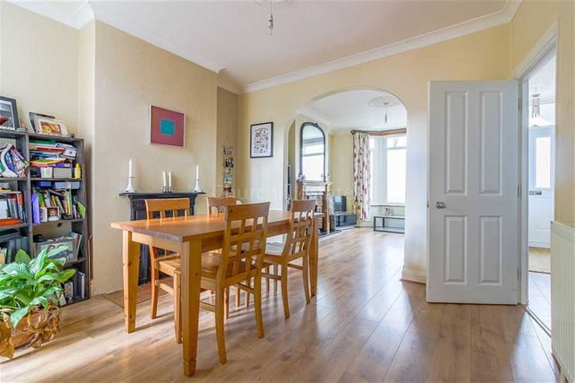 Thumbnail Terraced house to rent in Greville Road, London