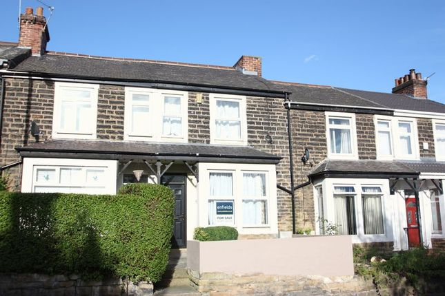Thumbnail Terraced house to rent in Carleton Road, Carleton, Pontefract