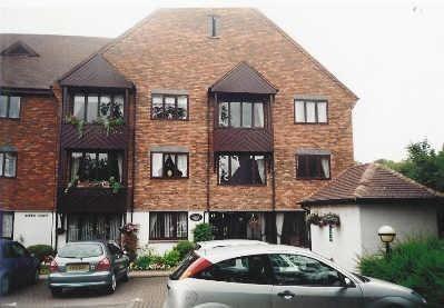 Thumbnail Flat to rent in Chestnut Walk, Henley-In-Arden