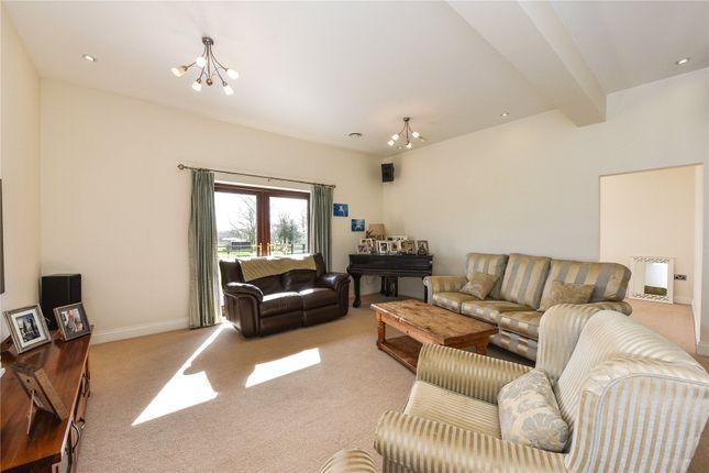 Sitting Room of Sway Road, Pennington, Lymington, Hampshire SO41