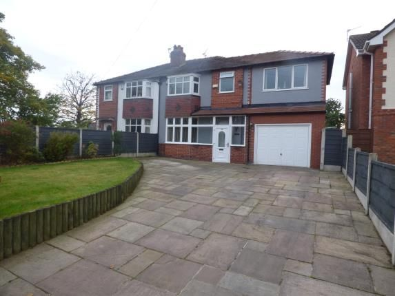 Thumbnail Semi-detached house for sale in Stanley Mount, Sale, Trafford, Greater Manchester