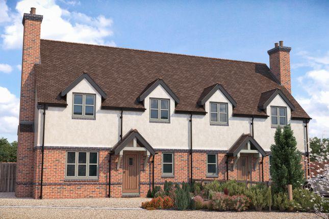 Thumbnail Semi-detached house for sale in New Farm Court, Tilston Road, Malpas