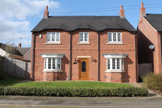 Thumbnail Detached house to rent in Old Forge Road, Fenny Drayton, Nuneaton