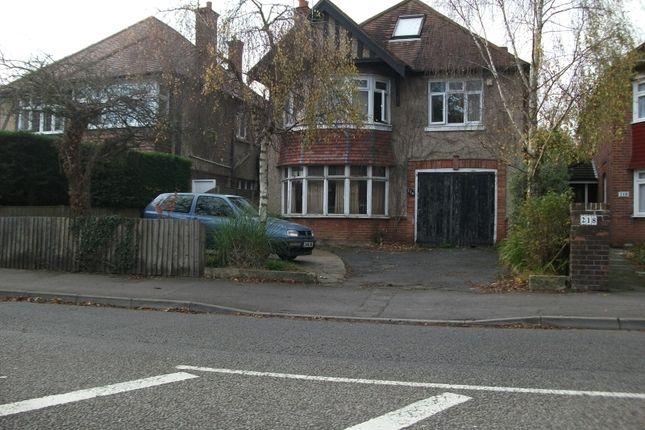 Thumbnail Property to rent in Hill Lane, Shirley, Southampton
