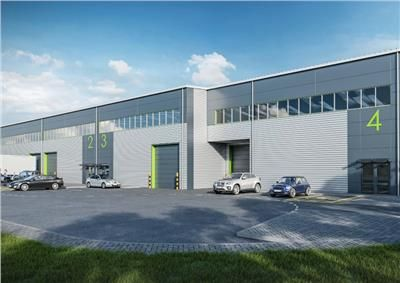 Thumbnail Light industrial to let in Chertsey Business Park, Hanworth Lane, Chertsey, Surrey