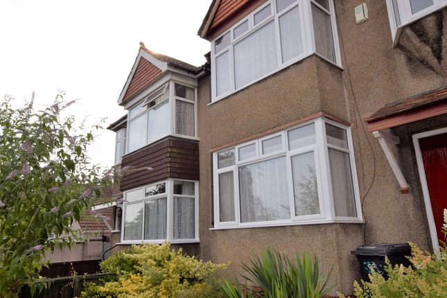 Thumbnail Terraced house to rent in Calcott Road, Bristol