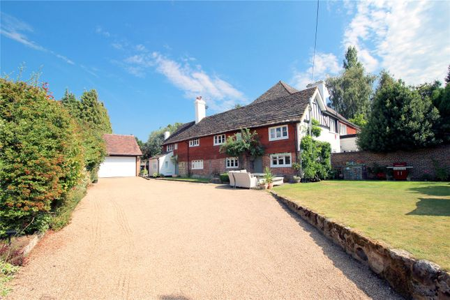 Thumbnail Detached house for sale in Wilderwick Road, East Grinstead, West Sussex