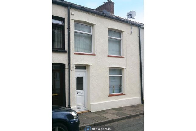 Thumbnail Terraced house to rent in Stanfield Street, Cwm, Ebbw Vale