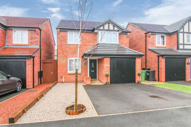 Thumbnail Detached house for sale in Memorial Drive, Prenton, Wirral