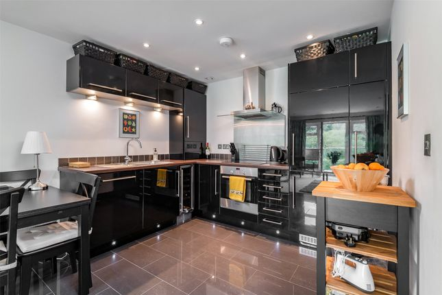 Thumbnail 2 bedroom flat for sale in Chesham Heights, St. Monicas Road, Kingswood, Surrey