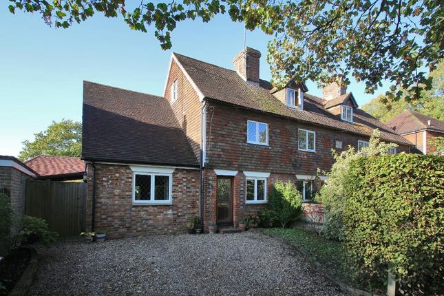 Thumbnail Semi-detached house for sale in Rectory Lane, Cranbrook, Kent
