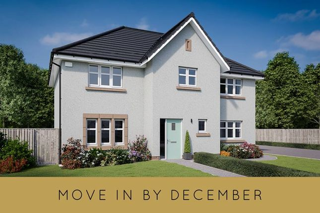 "Thumbnail Detached house for sale in ""The Elliot"" at Cassidy Wynd, Balerno"