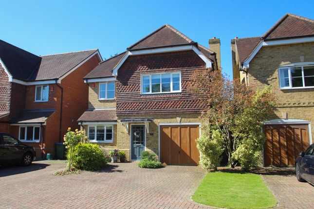 Thumbnail Detached house for sale in Manor Road North, Hinchley Wood, Esher