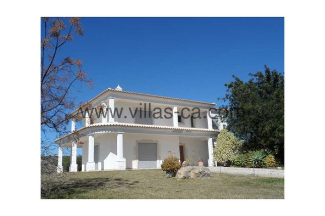 4 bed detached house for sale in Algoz E Tunes, Algoz E Tunes, Silves