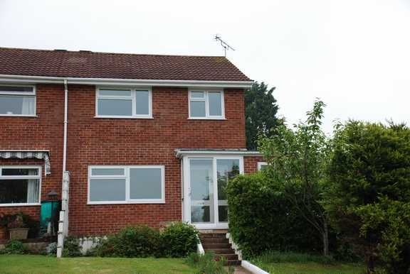 Thumbnail Semi-detached house to rent in Sidford Road, Sidford, Sidmouth