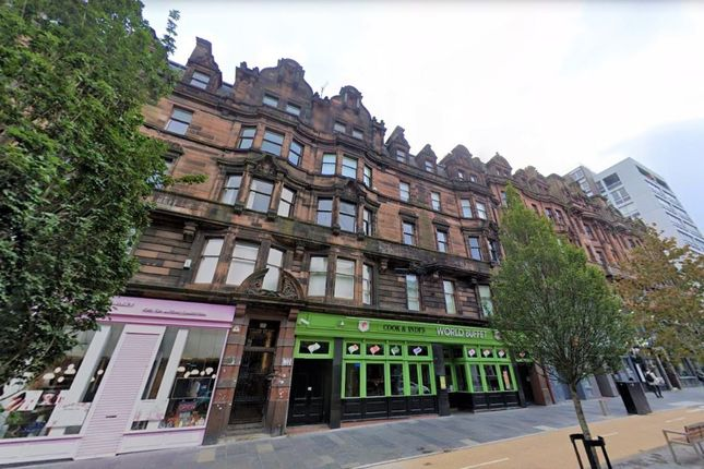 Thumbnail Flat to rent in Sauchiehall Street, City Centre, Glasgow