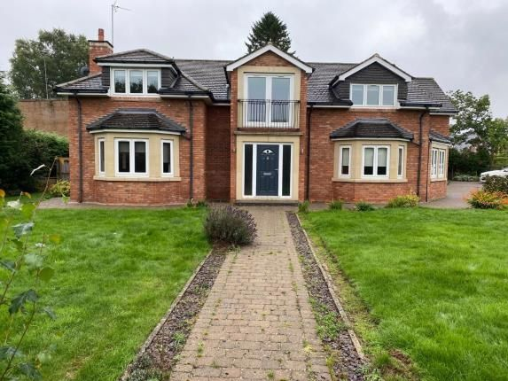 Thumbnail Detached house for sale in Middle Drive, Ponteland, Newcastle Upon Tyne
