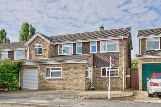 Thumbnail Detached house for sale in Beachampstead Road, Great Staughton, St. Neots