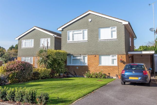 Thumbnail Detached house for sale in Cheviot Drive, Charvil, Reading