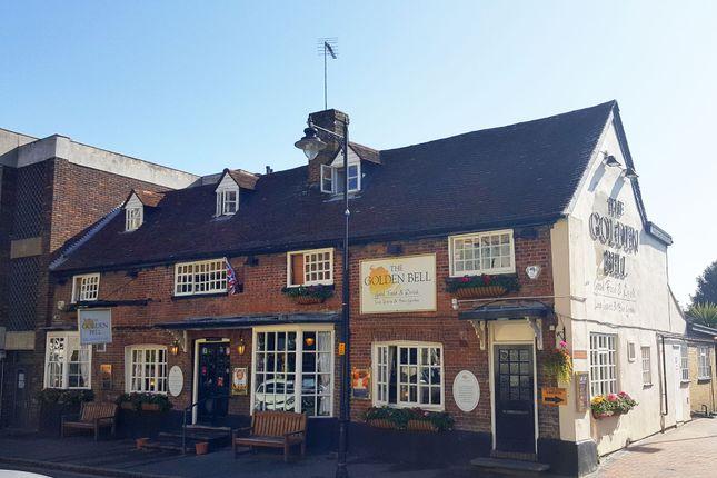 Thumbnail Pub/bar for sale in Church Square, Leighton Buzzard