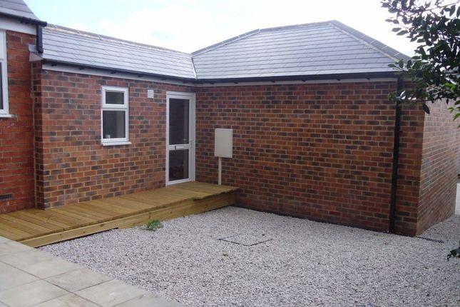1 bed flat to rent in High Street, Tibshelf, Alfreton DE55