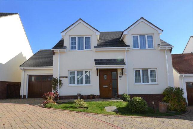 Thumbnail Detached house for sale in Westfield Gardens, Westfield Road, Budleigh Salterton, Devon