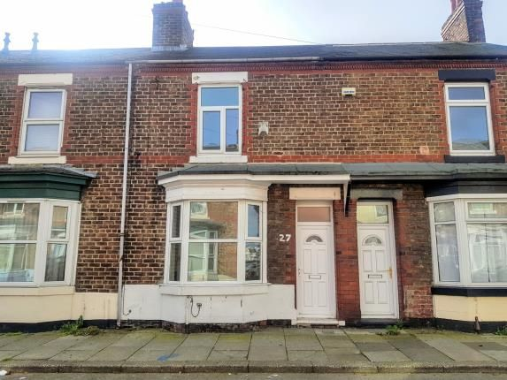 Front of Langley Avenue, Thornaby, Stockton-On-Tees, Durham TS17