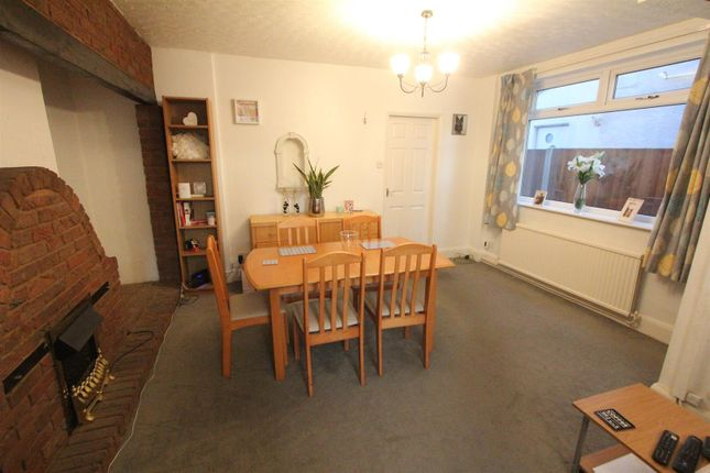 Rear Dining Area of Thirlmere Road, Hinckley LE10