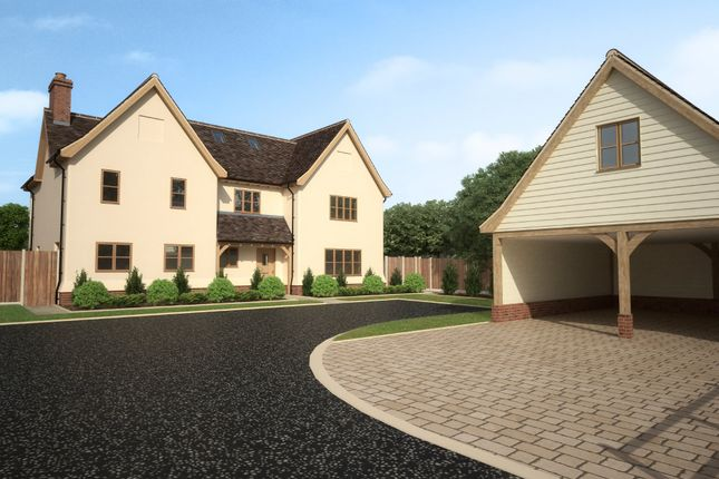 Thumbnail Detached house for sale in Whiteditch Lane, Newport, Saffron Walden
