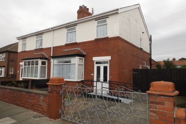 Thumbnail Semi-detached house to rent in Rossendale Road, St. Annes, Lytham St. Annes