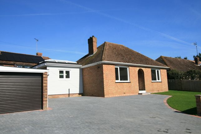 Thumbnail Bungalow for sale in Silver Hill Gardens, Willesborough Lees
