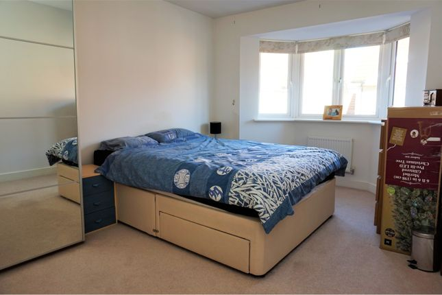 Master Bedroom of Copper Close, Eastleigh SO50