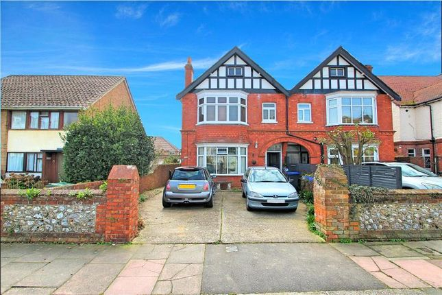Thumbnail Flat for sale in St Michaels Road, Worthing, West Sussex