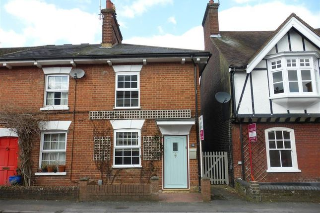 Thumbnail End terrace house to rent in Charles Street, Tring