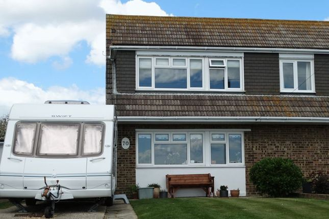Thumbnail Semi-detached house for sale in Kingsway, Selsey, Chichester