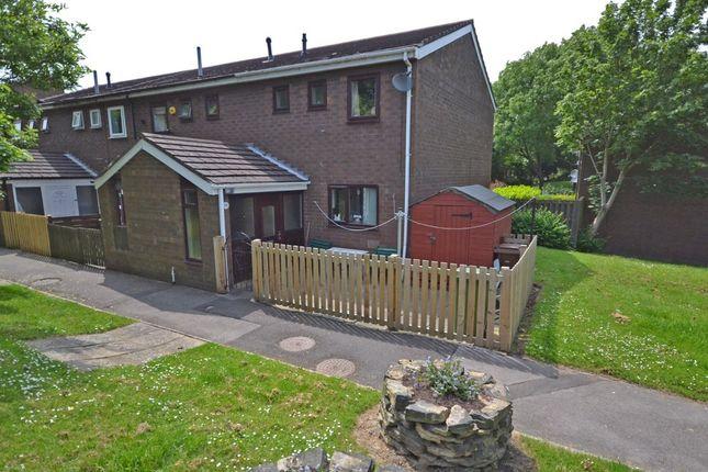 Thumbnail End terrace house for sale in Pildacre Brow, Ossett