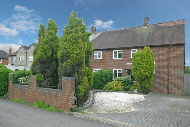 Thumbnail Semi-detached house to rent in Park Lane, Burton-On-Trent