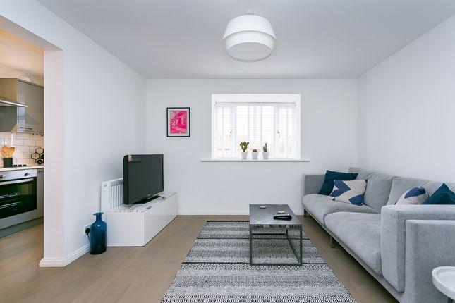 Thumbnail Flat to rent in Rosethorn Close, London