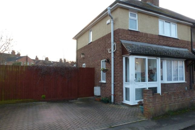 Thumbnail Semi-detached house for sale in Grecian Street, Aylesbury