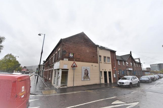 Thumbnail Flat to rent in Donegall Road, Belfast