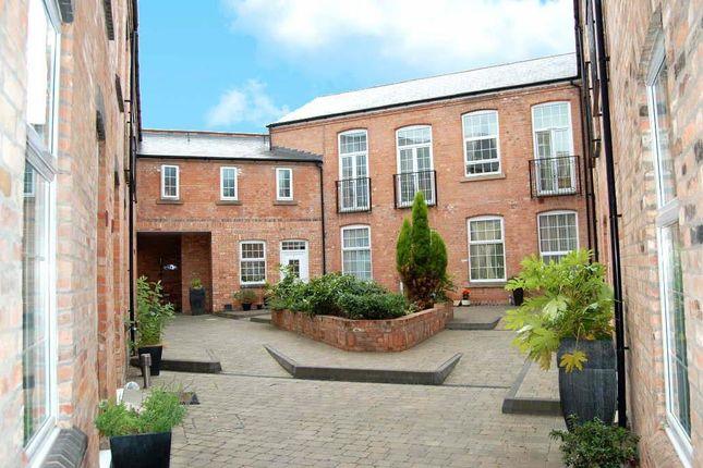 Thumbnail Flat for sale in Victoria Court, Ruddington, Nottingham