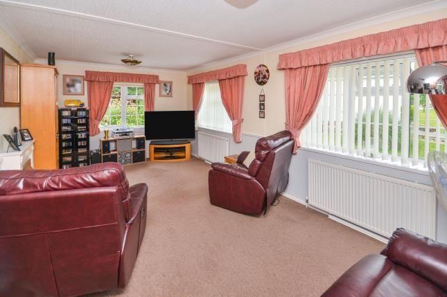 Lounge of Longbeech Park, Canterbury Road, Charing, Ashford TN27