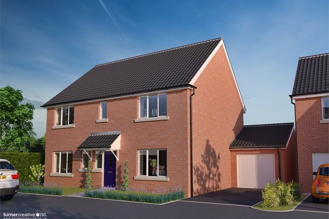 Thumbnail Detached house for sale in Cucumber Lane, Beeches